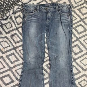 Silver Tab Jeans 34/33